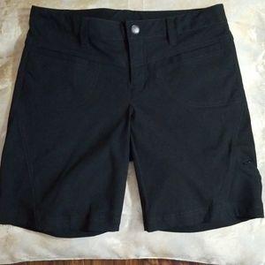 Athlete dipper shorts, black, size 6, NWOT.